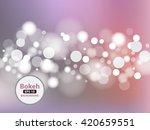 vector illustration abstract... | Shutterstock .eps vector #420659551