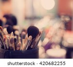 complete set of professional... | Shutterstock . vector #420682255