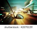 Night Drive - Fine Art prints
