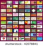 Various Business Card Template...