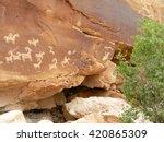 Old News   Ute Petroglyphs...
