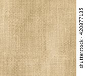 Hessian Sackcloth Woven Textur...