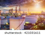 Oil Refinery Industry  At...