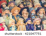 Collectible Dolls  Background....