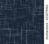 imitation linen texture.... | Shutterstock .eps vector #421079461