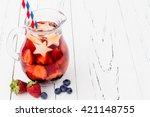 Red  White And Blue Lemonade O...