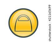 vector illustration of bag icon
