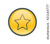 vector illustration of star icon