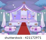 illustration featuring a...   Shutterstock .eps vector #421172971