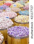 Barrels Of Salt Water Taffy...