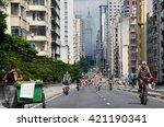 Sao Paulo  Brazil  April 20 ...