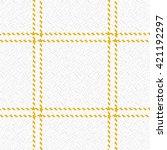 lumberjack seamless vector... | Shutterstock .eps vector #421192297