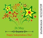 26 May. Guyana Independence Da...