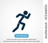summer sports icon | Shutterstock .eps vector #421266031