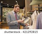sale  shopping  fashion ... | Shutterstock . vector #421292815