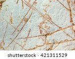 stone texture background | Shutterstock . vector #421311529