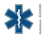 medical symbol | Shutterstock .eps vector #421420405