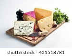 Four Types Of Cheese
