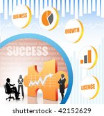 business people | Shutterstock .eps vector #42152629