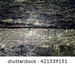 old wood background vintage | Shutterstock . vector #421539151