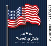 usa independence day | Shutterstock .eps vector #421573375