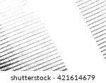 grunge texture. vector | Shutterstock .eps vector #421614679