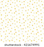 Seamless Pattern With Tiny...