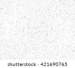 grain texture   overlay... | Shutterstock .eps vector #421690765