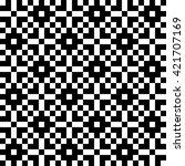 seamless vector pattern  ethnic ... | Shutterstock .eps vector #421707169