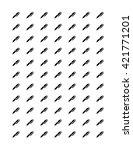 tiny pen planner stickers.... | Shutterstock .eps vector #421771201