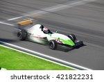 formula 2.0  race car racing... | Shutterstock . vector #421822231