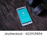 kuala lumpur  malaysia   may...   Shutterstock . vector #421919854