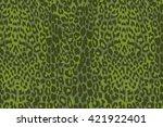 A Green Jaguar Spotted...