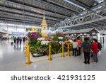 bangkok  thailand   october 15  ... | Shutterstock . vector #421931125