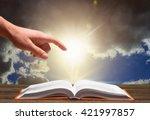 spirit. | Shutterstock . vector #421997857