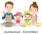 cute style person | Shutterstock . vector #422104861