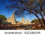 phra nakhon si ayutthaya  ... | Shutterstock . vector #422186149
