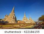 phra nakhon si ayutthaya  ... | Shutterstock . vector #422186155