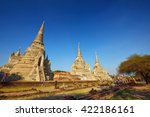 phra nakhon si ayutthaya  ... | Shutterstock . vector #422186161