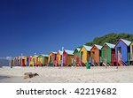 Famous Bathing Cabins In South...