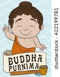 Buddha Splash Tradition Wit A...
