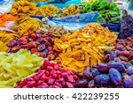 The Sweet Dried Fruits In The...