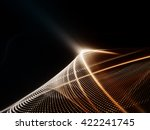 abstract background element.... | Shutterstock . vector #422241745