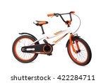 Bicycle For Children Isolated...