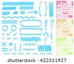 Four Color Highlighter Marker's ...