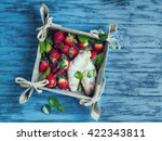 Strawberries Berries  Baked Tw...