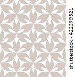 vector seamless pattern.... | Shutterstock .eps vector #422399521