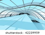 architecture visualisation | Shutterstock . vector #42239959