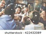 clock time timing timer watch... | Shutterstock . vector #422432089