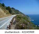 california coast road big sur